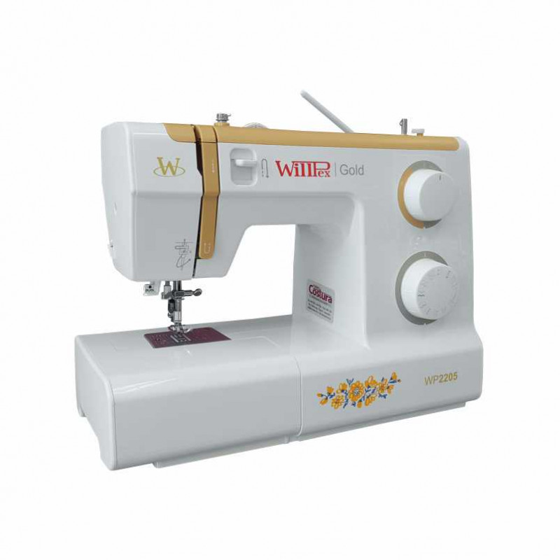 MAQUINA DE COSER WILLPEX GOLD WP2205