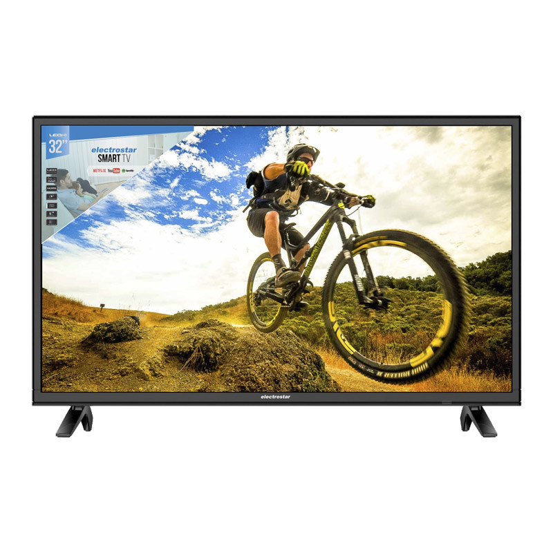 "TV ELECTROSTAR 32"" LED SMART HD"