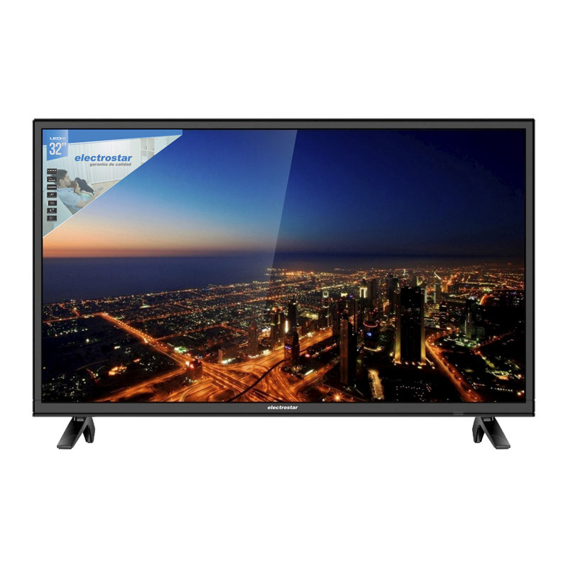 "TV ELECTROSTAR 32"" LED HD"