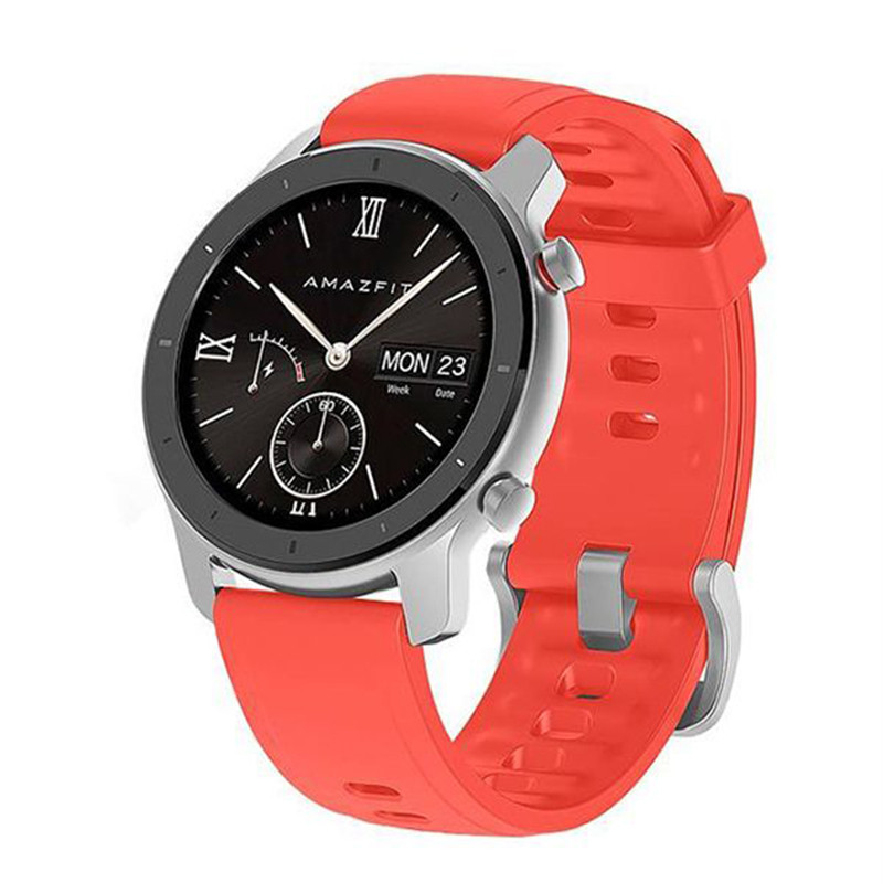 RELOJ SMART AMAZFIT GTR-42MM A1910 ROJO