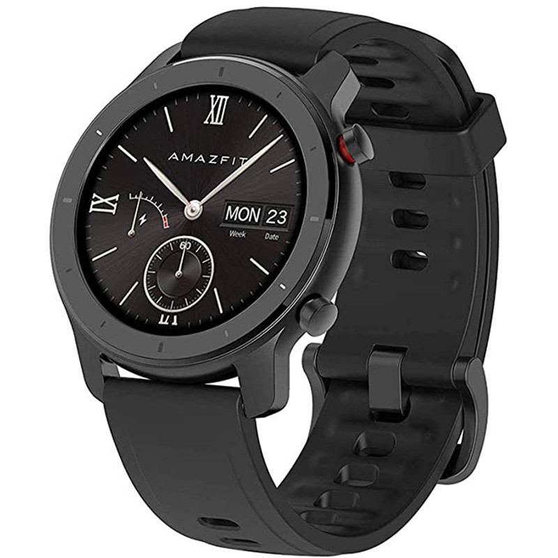 RELOJ SMART AMAZFIT GTR-42MM A1910 NEGRO