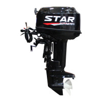 MOTOR FUERA DE BORDA STAR 30HP 2T ELEC/MAN