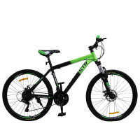BICICLETA STR OPTIMUS P3 SUSP 26""