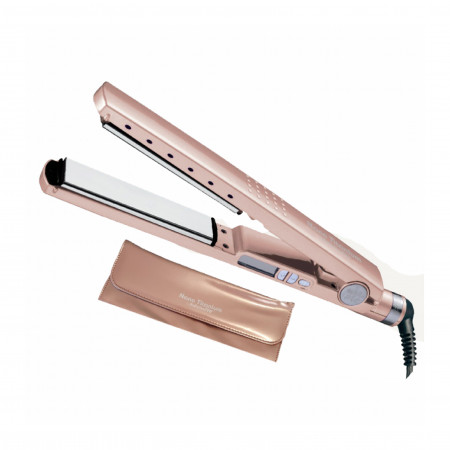 PLANCHITA BABYLISS ROSE GOLD C/ ESTUCHE