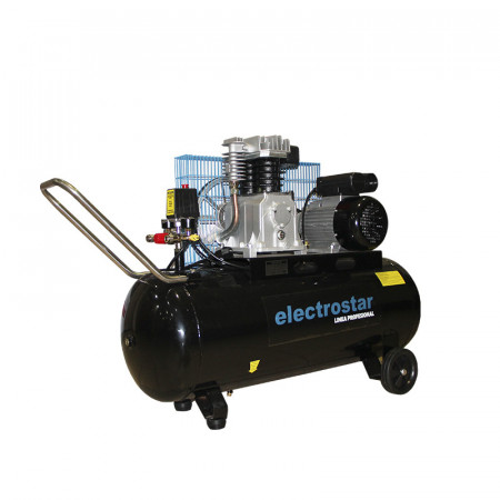 COMPRESOR AIRE ELECTROSTAR 3HP 100 LTS.
