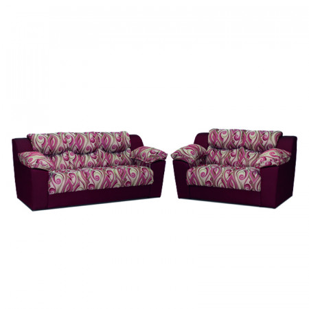 NOBILE SOFA CANCUN AZUL FLORAL 3X2 (6753)