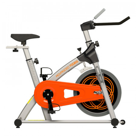 BICICLETA ATHLETIC SPINNING SP700BS 125KG