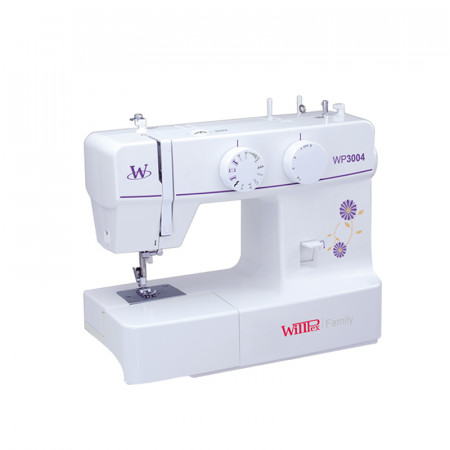 MAQUINA DE COSER WILLPEX FAMILIAR FASHION WP2900