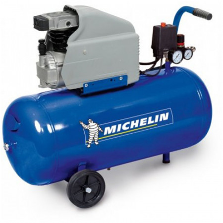 COMPRESOR MICHELIN 50 LTS 2HP 1.5KW