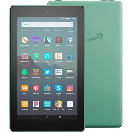"TABLET AMAZON FIRE 7"" 16GB VERDE"