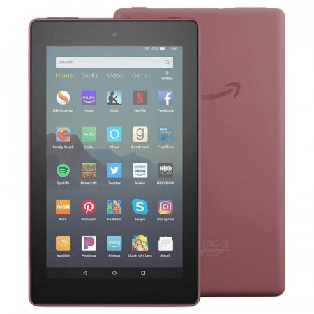 "TABLET AMAZON FIRE 10.1"" 32GB PLUM"