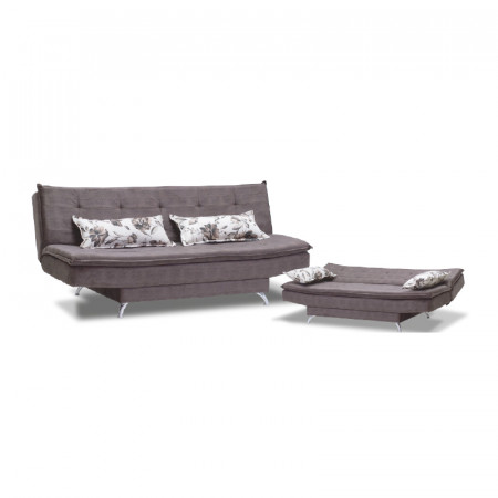 NOBILE SOFA CAMA VENECIA MARRON
